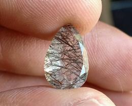 Natural Rutilated Quartz A++ Quality Gemstone VA2435