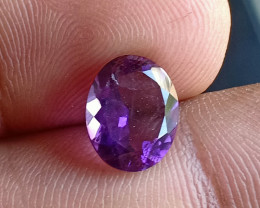 A+++ Quality Natural Untreated Amethyst Gemstone VA2441
