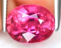 Pink Tourmaline 2.64Ct Oval Cut Natural Vivid Pink Tourmaline B7703