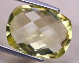 9.98ct Natural Lemon Quartz Oval Cut Lot GW8206