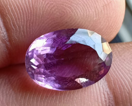 A+++ Quality Natural Untreated Amethyst Gemstone VA2459