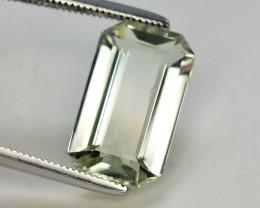 Top Quailty 4.10 Carat Natural Green Beryl Gemstone