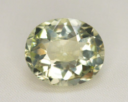Top Quailty 5.00 Carat Natural Green Beryl Gemstone