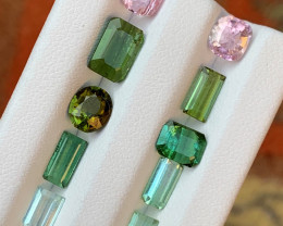 8.20  Carats Tourmaline Gemstones