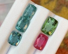 9.65 Carats Tourmaline Gemstones