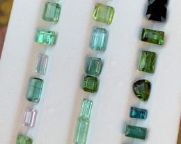 20.85 Carats Tourmaline Gemstones