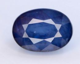 Royal Blue 1.45  Ct Natural Ceylon Sapphire ~Sirilanka !GA1