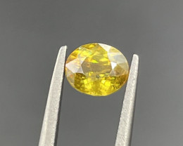 0.81 ct Natural Tantanite Sphene