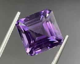10.25 CT Amethyst Gemstones