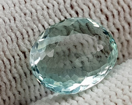 2.37CT AQUAMARINE BEST QUALITY GEMSTONE IIGC09