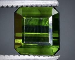 1.50 Crt  Tourmaline Faceted Gemstone (Rk-37)