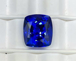 21.09 ct Investment Tanzanite - World Class and Flawless
