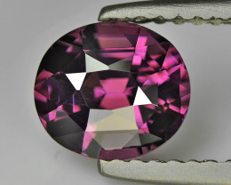 Spinel 1.49 Cts Purple Pink Step cut BGC846