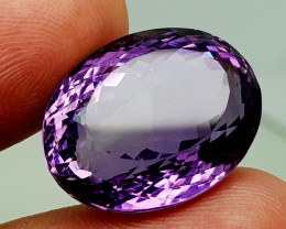 26.95Crt Amethyst  Natural Gemstones JI111
