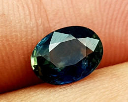 1.52Crt Natural Blue Sapphire  Natural Gemstones JI111