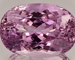 69.42 ct Kunzite  With Fine Cutting Gemstones