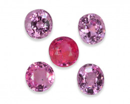 4.301 Cts Stunning Lustrous Burmese Spinel lot