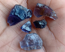 25 Carat iolite Gemstone Wholesale Package Natural Gem VA2502