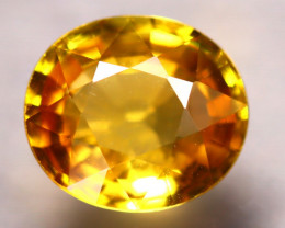Tourmaline 1.81Ct Natural Golden Yellow Tourmaline E0306/B48