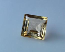 1.30 CTs Natural & Unheated~ Yellow Beryl Gemstone