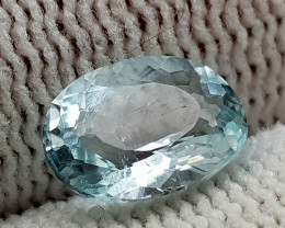 1.52CT AQUAMARINE BEST QUALITY GEMSTONE IIGC10