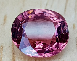 1.18CT PINK TOURMALINE BEST QUALITY GEMSTONE IIGC10