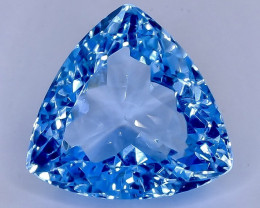 23.70 Crt  Topaz Faceted Gemstone (Rk-38)