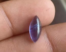 Natural iolite Gemstone Cabochon VA2509