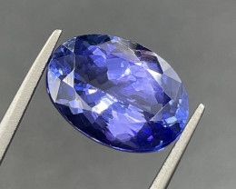 5.12 CT Tanzanite Gemstone