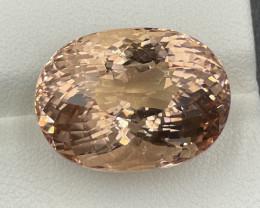 21.55 CT Morganite Gemstones