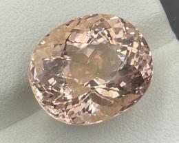 15.85 CT Morganite Gemstones