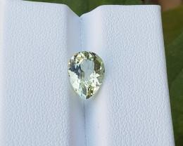 2.10 CT Beautiful Aquamarine Gemstone ~Skardu