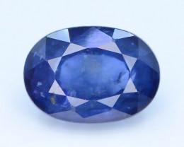 Royal Blue 1.35 Ct Natural Ceylon Sapphire ~Sirilanka !GA1