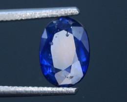Royal Blue 0.95Ct Natural Ceylon Sapphire ~Sirilanka !GA1! Sapphire Sapphir
