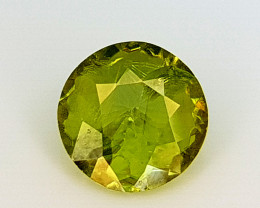 1.38Crt Sphene Color Change Natural Gemstones JI112