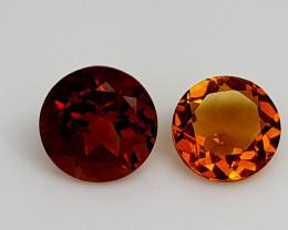 2.68Crt Madeira Citrine Natural Gemstones JI112
