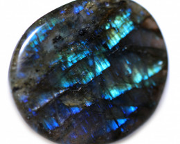 142.00 CTS  LABRADORITE DICS -IDEAL WIRE WRAPPING  [STS2036]