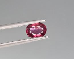 Natural Rhodolite Garnet 1.32  Cts Gemstone