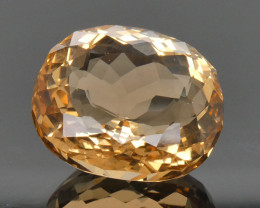10.1ct Oval Golden Beryl /  Heliodor- $1 No Reserve Auction