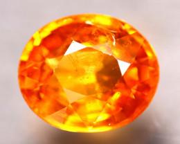 Fanta Garnet 2.55Ct Natural Orange Fanta Garnet E0513/B34