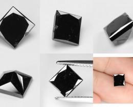 Black Diamond 1.73 Cts Amazing Rare Fancy Natural