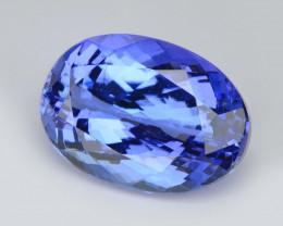 Tanzanite 2.58 Cts Violet Blue Color Natural Gemstone
