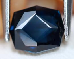 Teal Sapphire 1.32Ct VVS Master Cut Natural Australian Teal Sapphire B0205