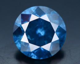 AAA Grade Ravishing Color 4.80 ct Natural Vivid Blue Diamond