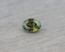 Demantoid Garnet 2,60 carats