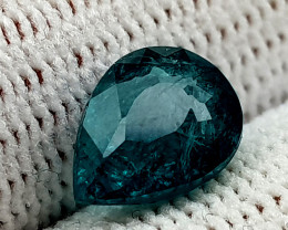 1.25CT PARAIBA TOURMALINE BEST QUALITY GEMSTONE IIGC11