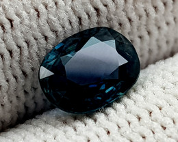 1.21CT BLUE SAPPHIRE AUSTRALIA  BEST QUALITY GEMSTONE IIGC11