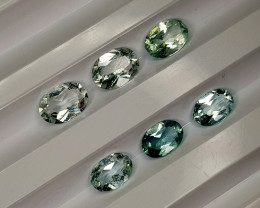 4.45CT AQUAMARINE PARCEL BEST QUALITY GEMSTONE IIGC11