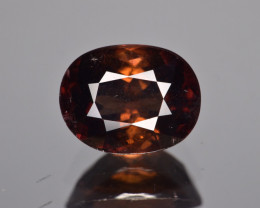 Natural Red Tourmaline 2.95 Cts Good Quality Gemstone