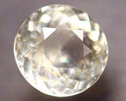 Heliodor 2.56Ct Natural Yellow Beryl D0606/A56